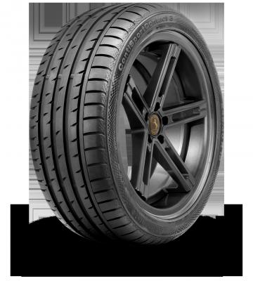 ContiSportContact 3 - Conti*Seal Tires